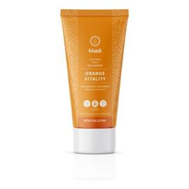 Rewitalizujący szampon do włosów Pomarańcza