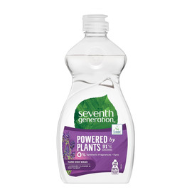 Powered by plants hand dish wash płyn do mycia naczyń lavender flower & mint scent
