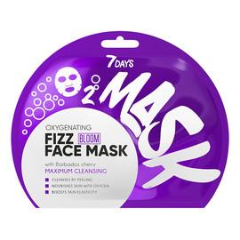 Maska do twarzy MAXIMUM CLEANSING z wiśnią z Barbados