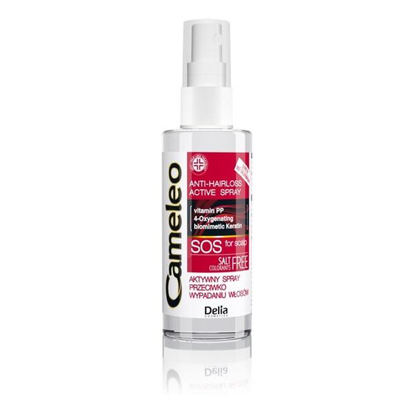 Delia Cosmetics Cameleo SOS for Hair Spray do włosów przeciwko wypadaniu 55ml