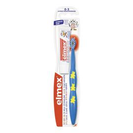 Szczoteczka Do Zębów Dla Dzieci Miękka 0-3lat