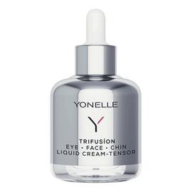 Eye-Face-Chin Liquid Cream Tensor Napinający płynny krem do twarzy
