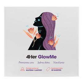 Glow Me Naturalny blask i jędrna skóra 30 saszetek