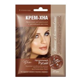 Naturalna Irańska Krem Henna Ciemny Blond