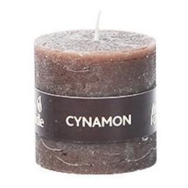 Świeca zapachowa walec cynamon 789006