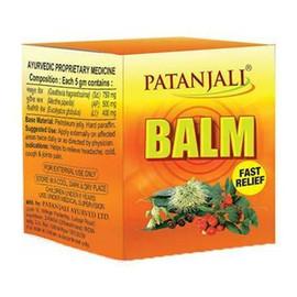 Balm Maść na bóle głowy i przeziębienia