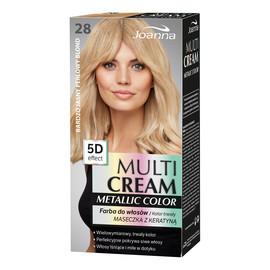 Metallic Color Farba do włosów