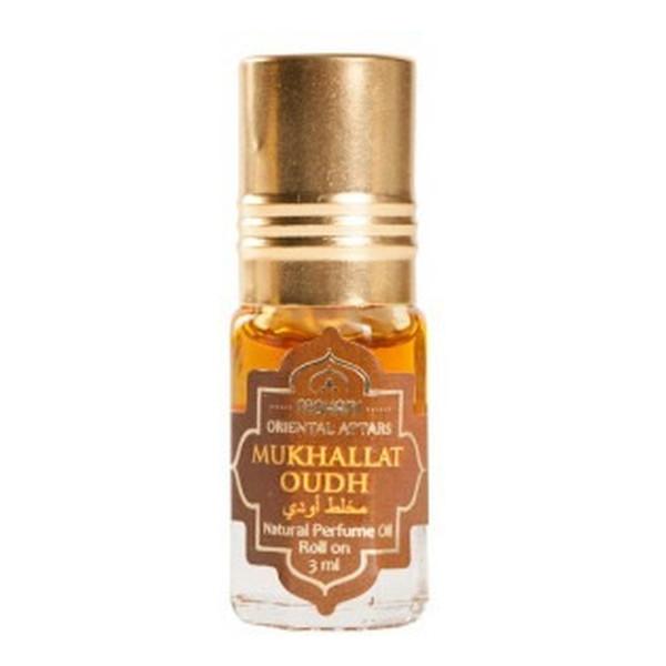 Mohani Mukhallat Oudh Orientalne Perfumy 3ml