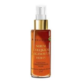 Regeneracyjne serum do włosów z olejkiem arganowym