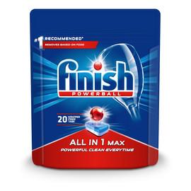 Max tabletki do mycia naczyń w zmywarkach 20szt