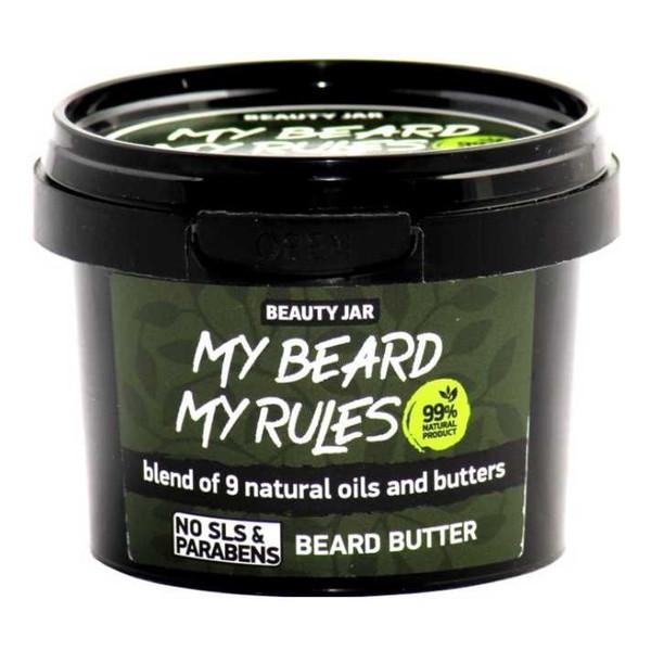 Beauty Jar MY BEARD MY RULES Olej do pielęgnacji brody 90g