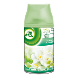 wkład do automatycznego odświeżacza powietrza Białe Kwiaty