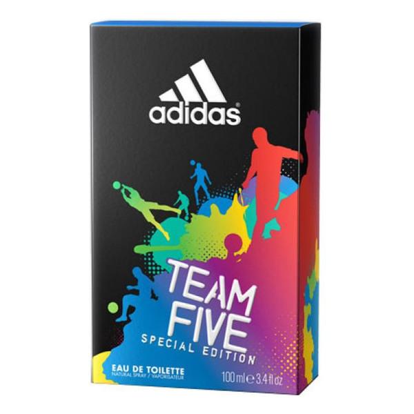 pretty nice 7eb8b b14e9 ... Adidas Team Five Woda Toaletowa Spray 100ml ...