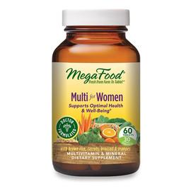 Multi for women witaminy i minerały dla kobiet suplement diety 60 tabletek