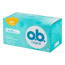Normal tampony higieniczne 1 op.- 32 sztuki