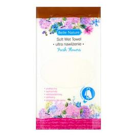 Mokry ręcznik z mikrofibry Fresh Flowers