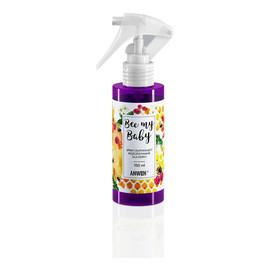 Spray ułatwiający rozczesywanie włosów dla dzieci