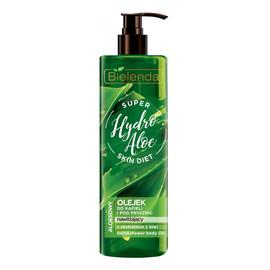 Super Skin Diet Hydro Aloe Olejek do kąpieli i pod prysznic nawilżający