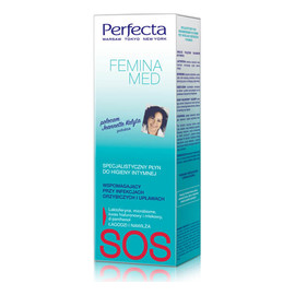 specjalistyczny płyn wspomagający przy infekcjach grzybiczych i upławach do higieny intymnej