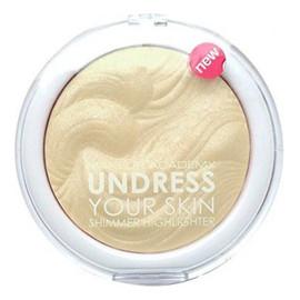 Shimmer Highlighter rozświetlacz do twarzy Iridescent Gold
