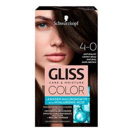 Krem koloryzujący do włosów 4-0 naturalny ciemny brąz