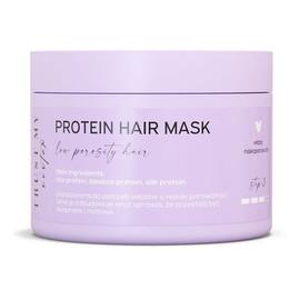 Proteinowa maska do włosów niskoporowatych