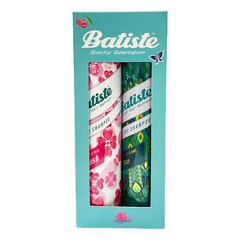 Suchy szampon do włosów Zestaw BLUSH + LUXE