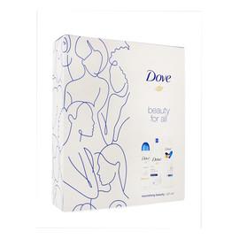 Zestaw prezentowy Nourishing Beauty (deo spray Original 150ml + żel pod prysznic Deeply 250ml+balsam do ciała Rich Care 250ml)