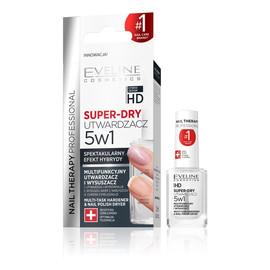 Utwardzacz i wysuszacz do paznokci 5w1 Super-Dry