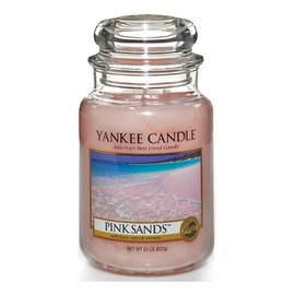 Świeca zapachowa duży słój Pink Sands