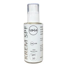 Krem ochronny z filtrem mineralnym UVA/UVB SPF30