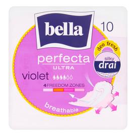 Podpaski higieniczne Ultra Violet 10 sztuk