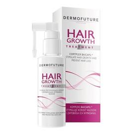 Kuracja Przyśpieszająca Wzrost i Zapobiegająca Wypadaniu włosów