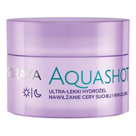 Aqua Shot ultra lekki hydrożel do cery suchej i wrażliwej