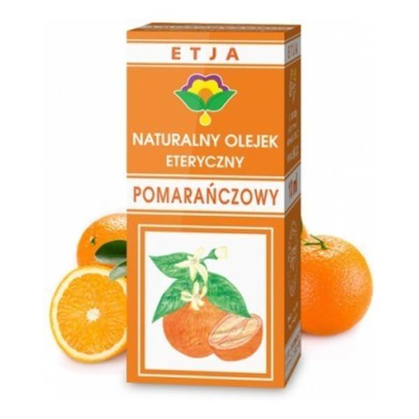 Etja Olejek eteryczny pomarańczowy 10ml