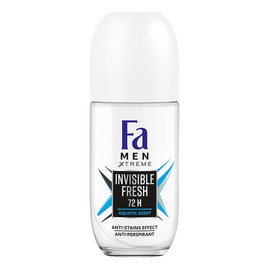 Xtreme Dezodorant roll-on Invisible Fresh
