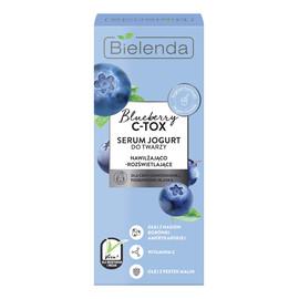 Blueberry nawilżająco-rozświetlające serum do twarzy