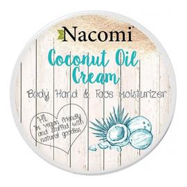 Krem z Olejem Kokosowym