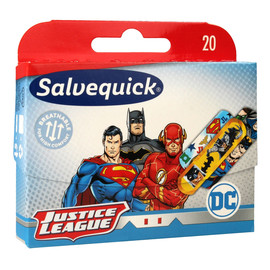 Plastry Justice League 1op.-20szt