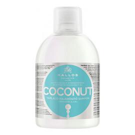 Odżywczo-Wzmacniający Szampon Do Włosów Z Olejkiem Kokosowym