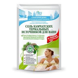 Sól do kąpieli kamczacka gorące źródła przeciw przeziębieniom
