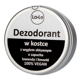 Dezodorant w kostce LAWENDA I LIMONKA