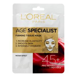 45+ Maska na tkaninie ujędrniająca