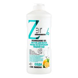 Ekologiczny Żel do mycia naczyń soda oczyszczana cytryna