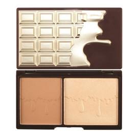 Chocolate Bronze & Glow Paletka Do Konturowania Twarzy