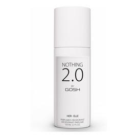 WOMEN NOTHING 2.0 Dezodorant Spray