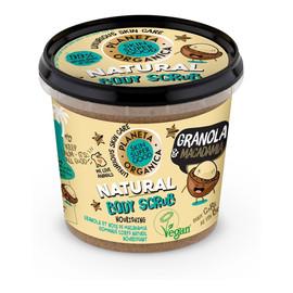 Naturalny scrub do ciała Granola & Macadamia Nut