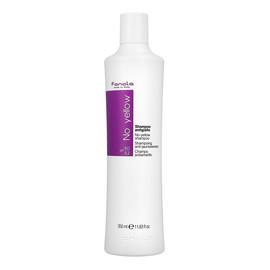 szampon chłodzący i niwelujący żółty odcień do włosów