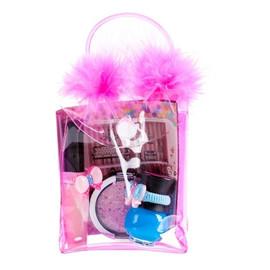 Mix 23 zestaw kosmetyków błyszczyk 03 + lakier 09 + cień 01