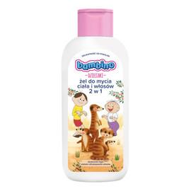 Żel do mycia ciała i włosów